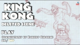 KING KONG – DELETED SCENE
